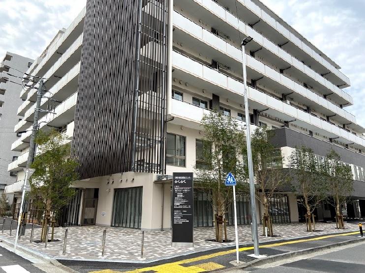 横浜市南部地域療育センター建物の写真