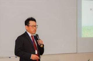 有賀所長による思春期・青年期の支援の講義
