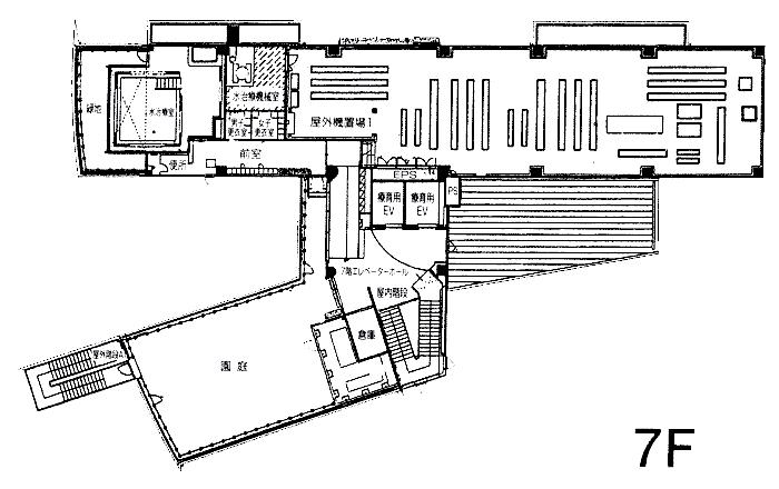 7F フロアーマップ